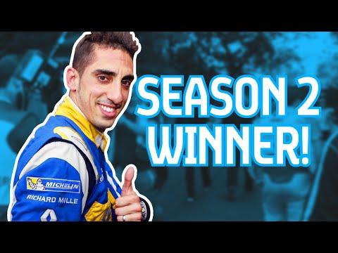Sébastien Buemi's Highlights! (Season 2 Champion) - Formula E