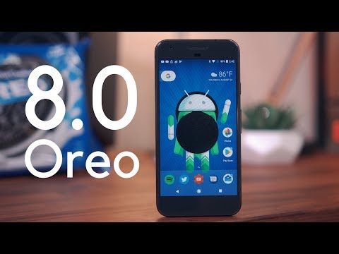 What's new in Android 8.0 Oreo?