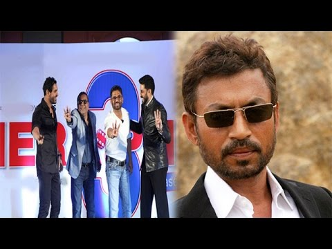 Irrfan Khan Not To Be Seen In 'Hera Pheri 3' | Bollywood News