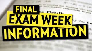 It's The Second Day That We Are Taking Final Exams 😊😊📙📙