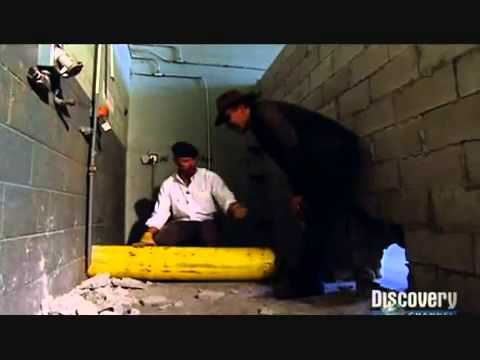 Mythbusters Air Cylinder Rocket Youtube