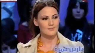 Darine Hamze - Talk Of The Town - MTV