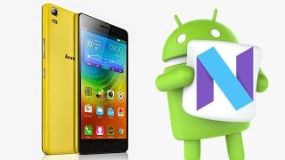 Lenovo K3 Note Nougat Android 7 Rolled out. (Root Method)