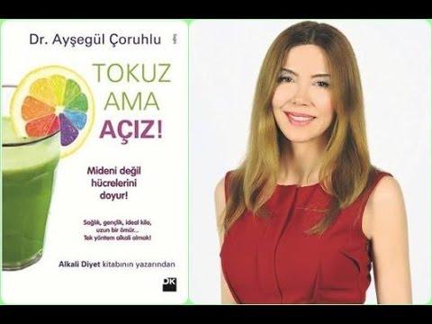 Dr.Ayşegül Çoruhlu ile 'Tokuz Ama Açız' Söyleşisi