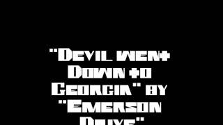 Watch Emerson Drive Devil Went Down To Georgia video