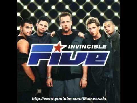 Five - You Make me a Better Man