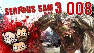 LPT: Serious Sam 3 #008 - Die drei Muskeltiere [720p] [deutsch]