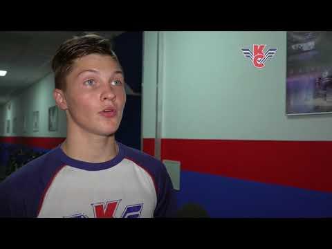 Сергей Одиноков #95 об игре с Канадой