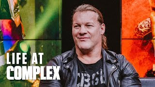 Chris Jericho Talks AEW's New TNT Show and His Evolution As a Performer | #LIFEATCOMPLEX