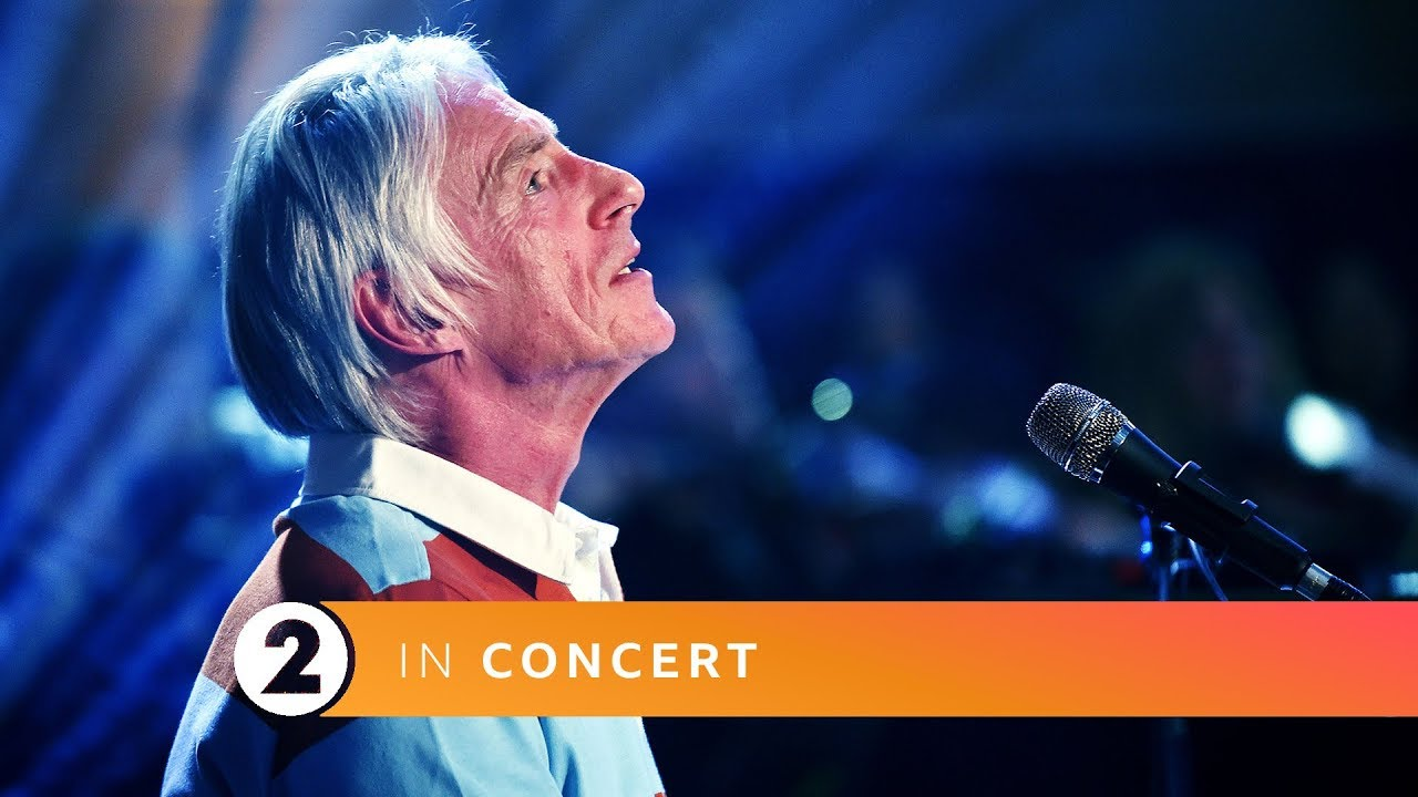 "Paul Weller - BBC「Radio 2 In Concert」からLondon Metropolitan Orchestraと共演した""Private Hell""など2曲のライブ映像を公開 thm Music info Clip"