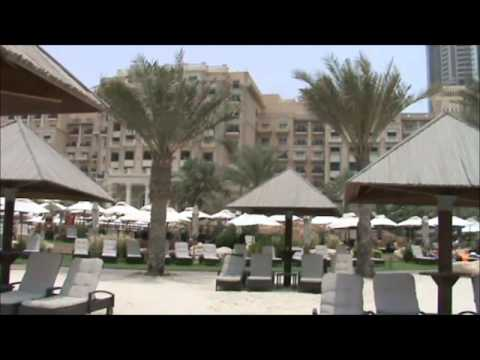The Westin Mina Seyahi Beach Resort Dubai And Jumeira Beach video