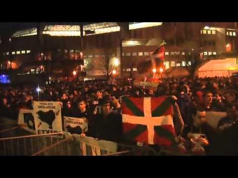 Euskal selekzioen ofizialtasuna jai giroan aldarrikatu dute