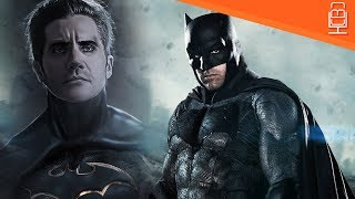 THE BATMAN Director Provides a Update on The Film, Good News/Bad News Situation