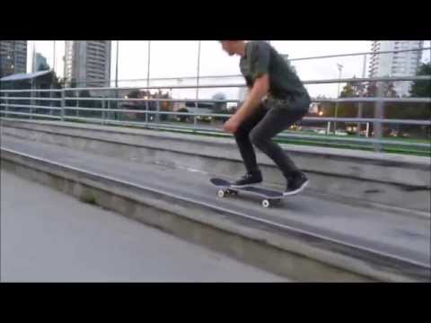 OK Skateboards, Bonsor full edit,Sencer Lundin & Aaron P-Nut Johnson