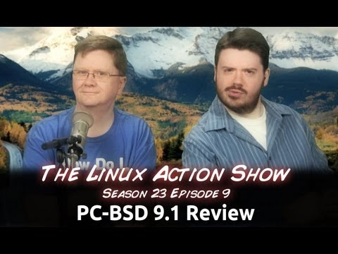 PC-BSD 9.1 Review | LAS | s23e09