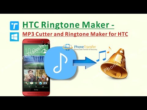 HTC Ringtone Maker - MP3 Cutter and Ringtone Maker for HTC Phone