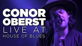 Front Row Boston | Conor Oberst – Live at House of Blues