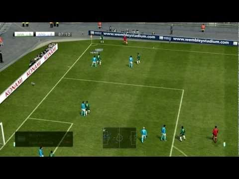 Pes 2012 (1920x1080 - 8xaa - 60hz) - Gtx 570 - Gameplay Pt.1