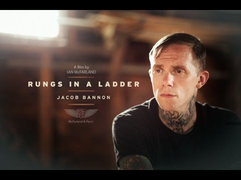 Rungs in a Ladder: Jacob Bannon of Converge Documentary (Official)