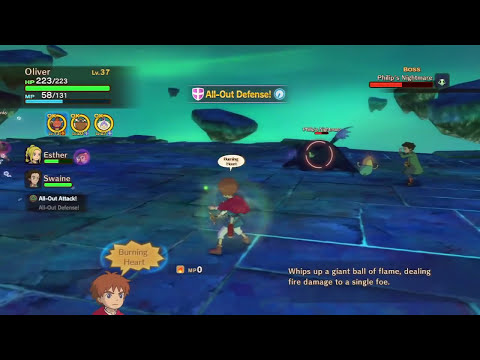 Ni No Kuni: Wrath Of The White Witch - Philip's Nightmare  [71]