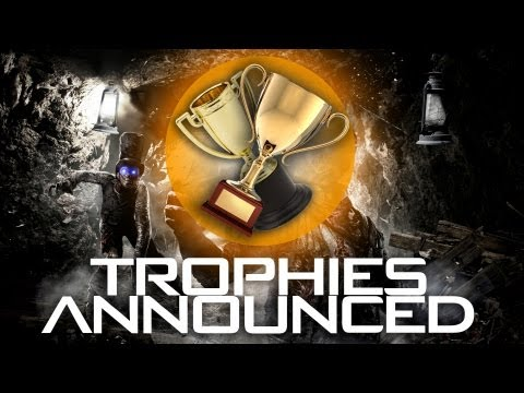 BO2 Vengeance: Buried - DLC Trophies // Achievements Review
