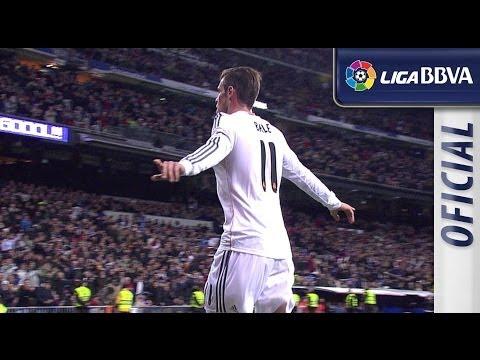 Resumen de Real Madrid (4-0) Real Valladolid - HD