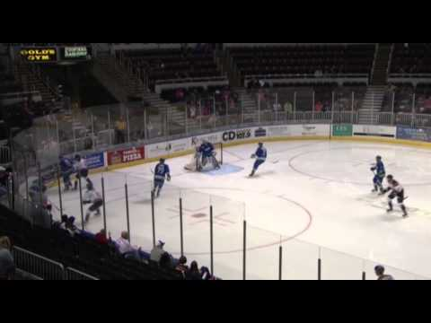 Rivermen Highlights :: 2-0 Win Vs. Columbus in Game 1 :: March 26, 2014