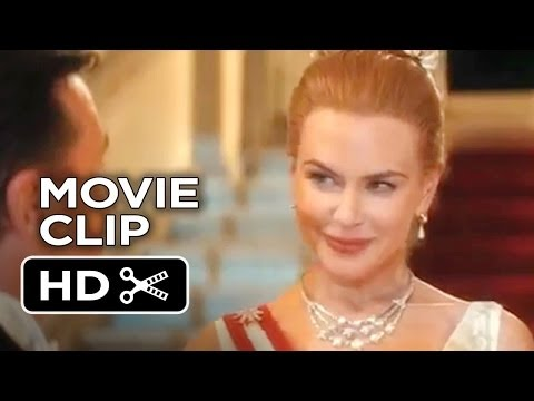 Grace Of Monaco Movie CLIP - Princess (2014) - Nicole Kidman Movie HD