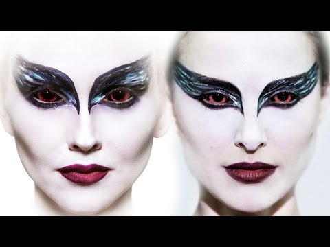 Black Swan Make Up Tutorial