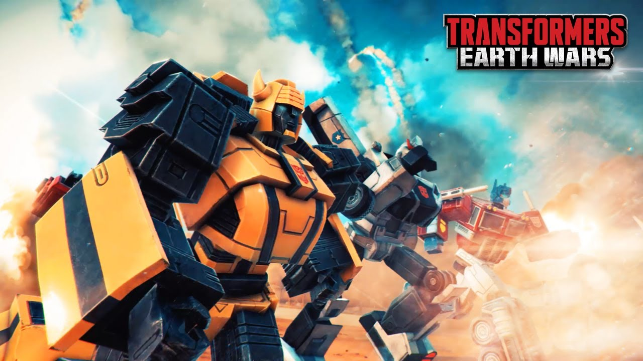 Transformers: Earth Wars | Fight for the Earth Trailer