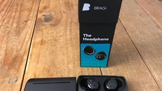 First Impressions: The Headphone by Bragi