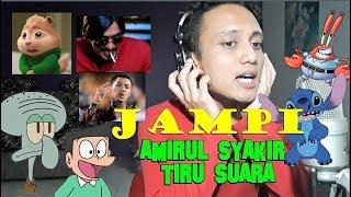Jampi Cover By Amirul Syakir Tiru Suara 7suara