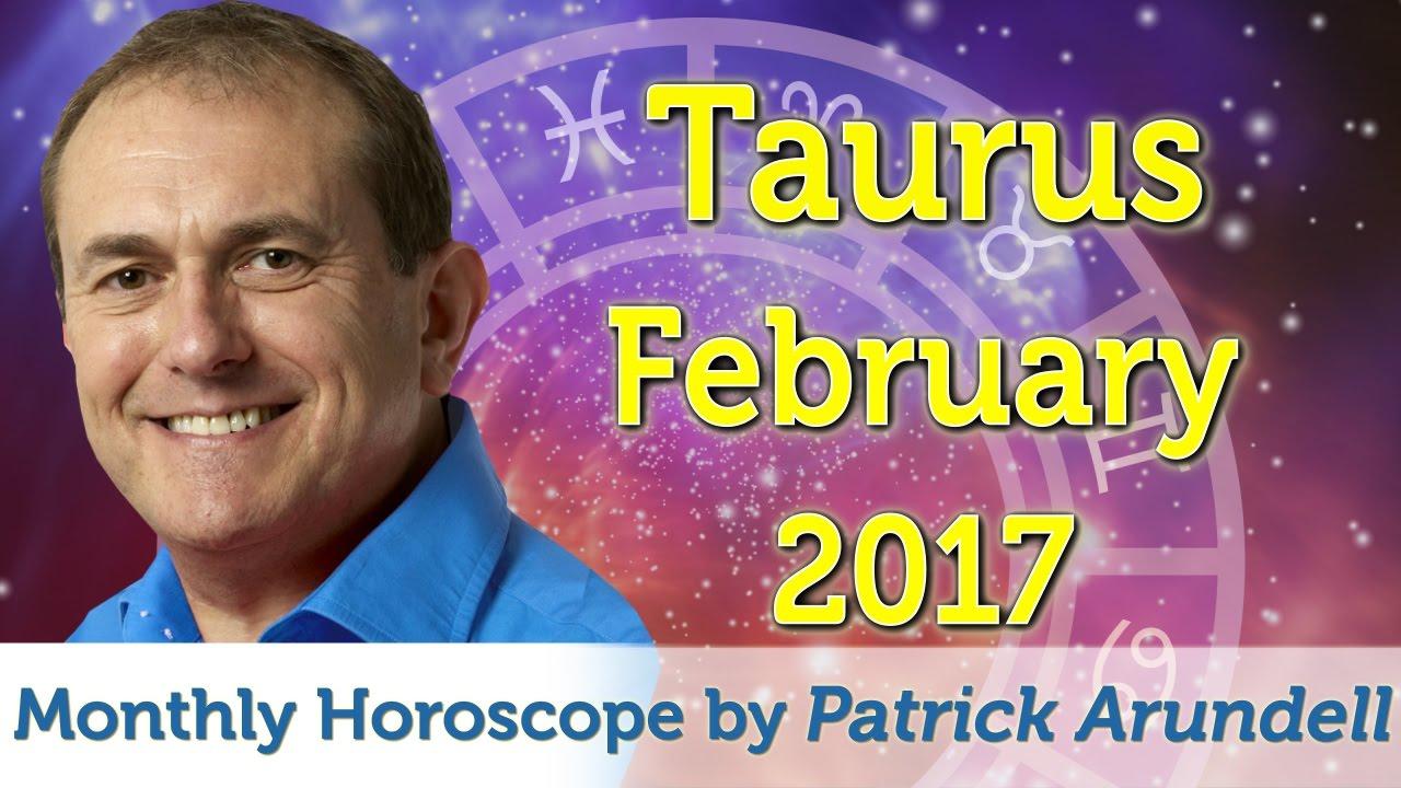 Monthly Horoscopes February 2017