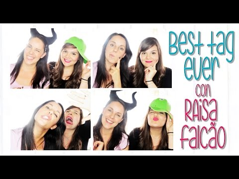 Best tag ever con Raisa Falcao | Silvia Quiros