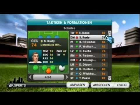 Let's Play Fifa12 (Trainermodus) Part 69 (Fc Schalke 04 - TSG 1899 Hoffenheim)