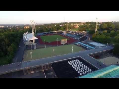 Crystal Palace National  Sports Centre  UAS aka Drone