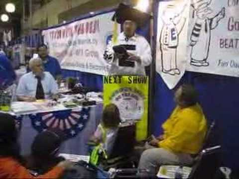 Dayton Hamvention Hamfest 2008 Ham Radio CW