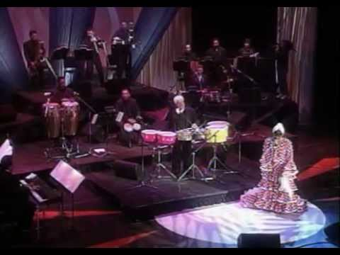 Celia Cruz - A night of salsa (Completo)
