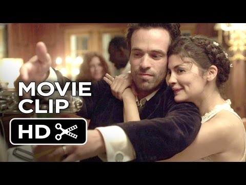 Mood Indigo Movie CLIP - Honeymoon (2014) - Audrey Tautou, Romain Duris Movie HD
