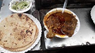 Sardar ji meat wale at Sadar Bazar