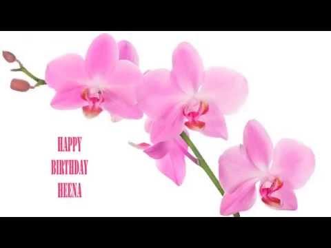 Happy birthday Heena