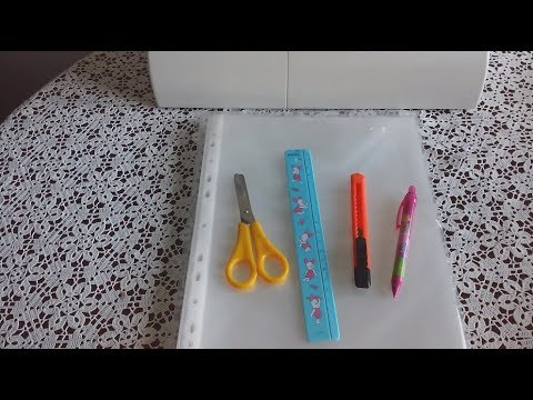 TUTORIAL: How to make your own photocard sleeves/sheets/binder pages (Moki)