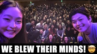 COLLEGE SPEAKING TOUR!!! - ShibSibs