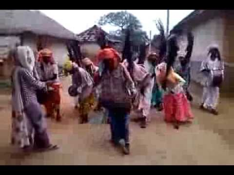 Santali Traditional Dance video