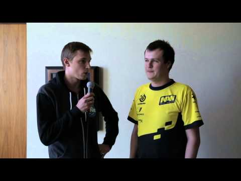 TI4. Interview with NaVi.XBOCT before game vs Empire