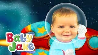 Baby Jake - Goes On An Adventure - Space Song