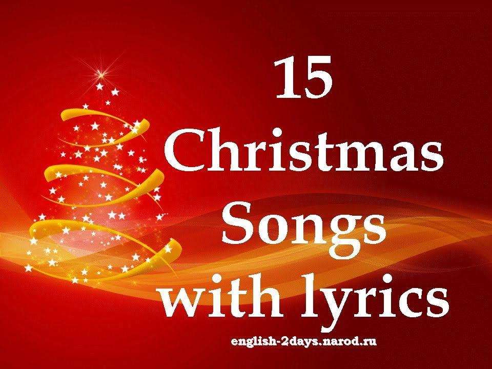 15 Christmas Songs wit...