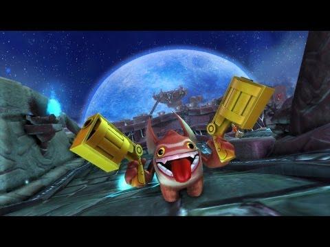 Skylanders Heroic Challenge - Legendary Trigger Happy