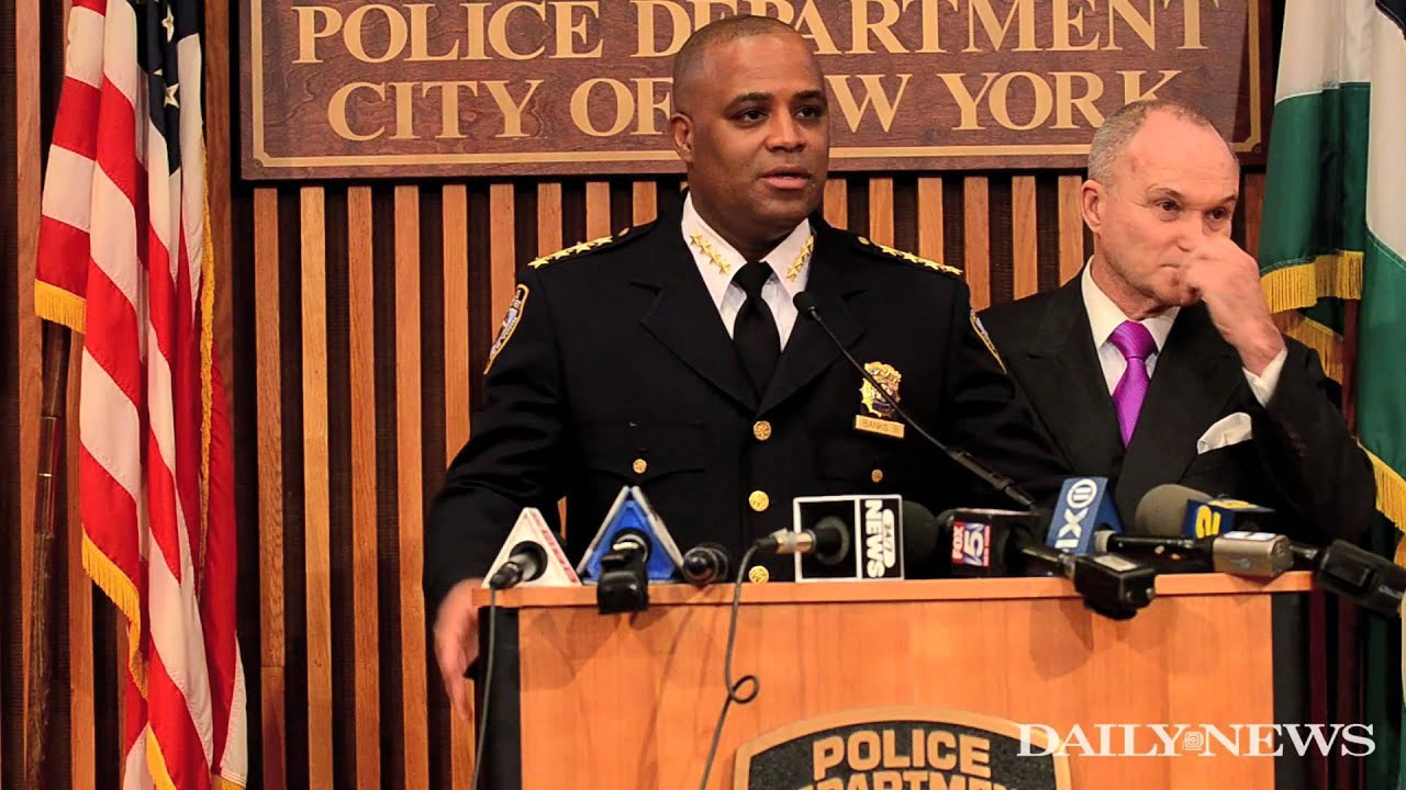 Philip Banks III appointed new NYPD Chief of Department ...