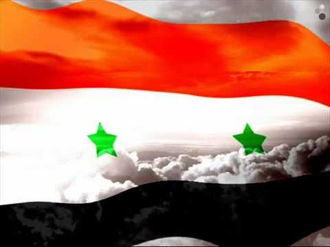 2012 suriye müzik راياتك بالعالي يا سوريا (شادي أسود) syria
